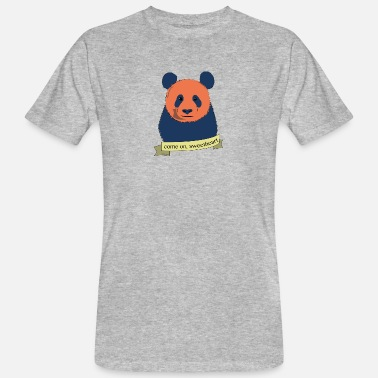 Unbelievables Kom op, lieverd | Animal Fashion - Mannen bio T-shirt