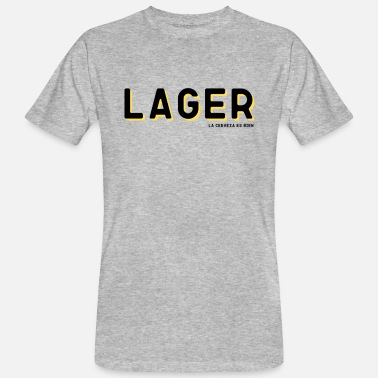 Lager - Men's Organic T-Shirt