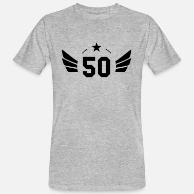 50 Years 50 Years - Men's Organic T-Shirt