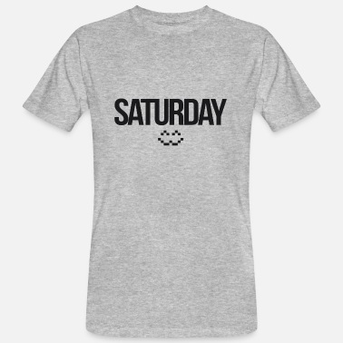 Saturday Saturday - Men's Organic T-Shirt