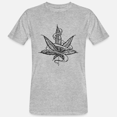 Cannabis cannabis - Men's Organic T-Shirt