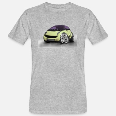 Photo Montage Car tuning, cars, photo montage, Cars - Men's Organic T-Shirt