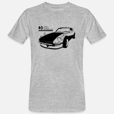 Touge black for - Men's Organic T-Shirt