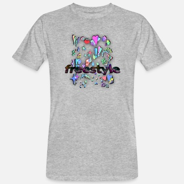 Freestyle freestyle - Men's Organic T-Shirt
