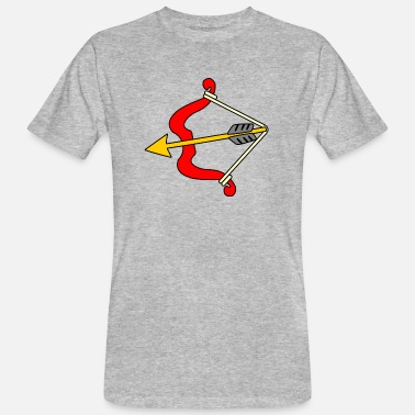 Bow Box Bow and arrow - Men's Organic T-Shirt