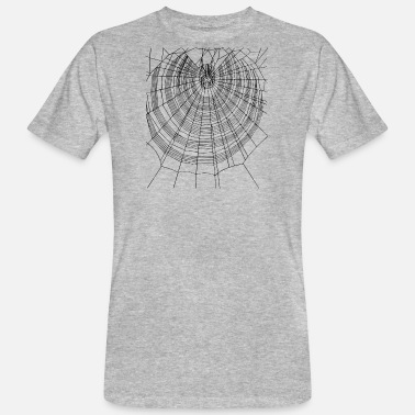 Spider Web Spider web - Men's Organic T-Shirt