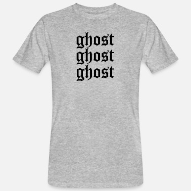 Ghosts Ghost ghost ghost - Men's Organic T-Shirt