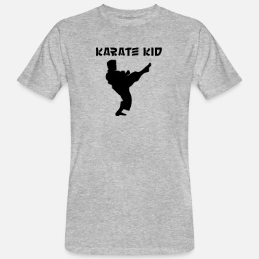 Kids Karate Karate Kid - Men's Organic T-Shirt