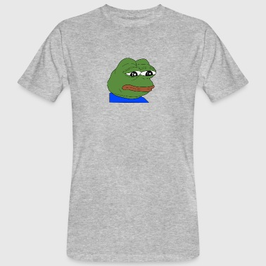 Pepe the Frog - Männer Bio-T-Shirt