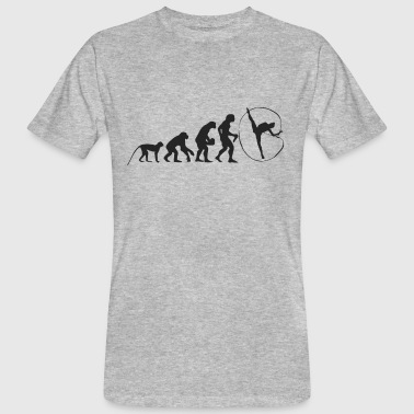 Evolution gymnastik - Ekologisk T-shirt herr