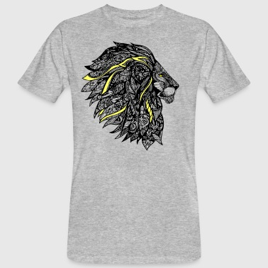 Lion - Men's Organic T-shirt