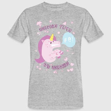 Bad Unicorn - Men's Organic T-shirt