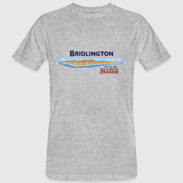 Bridlington Seaside - Men's Organic T-shirt