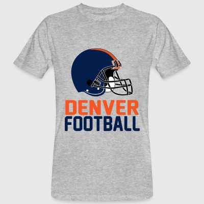 Helmet Denver - Men's Organic T-shirt