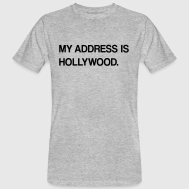 Hollywood design - Men's Organic T-shirt