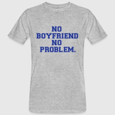 NO FRIEND - NO PROBLEMS - T-shirt bio Homme