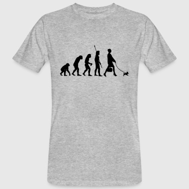 DOGS EVOLUTION! - Men's Organic T-shirt