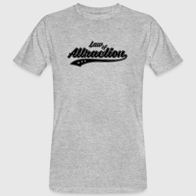 Law of Attraction - Men's Organic T-shirt