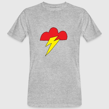 thunder - Men's Organic T-shirt