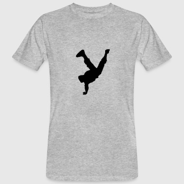 break dance - T-shirt ecologica da uomo