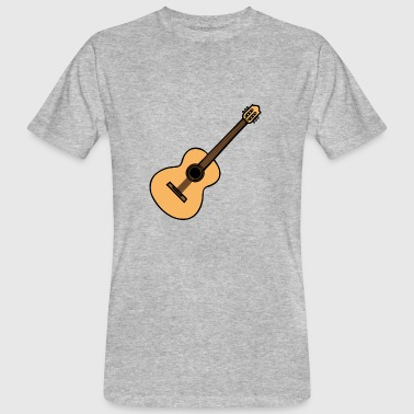 Acoustic guitar - Men's Organic T-shirt