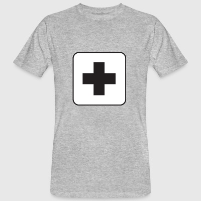 First aid - Men's Organic T-shirt