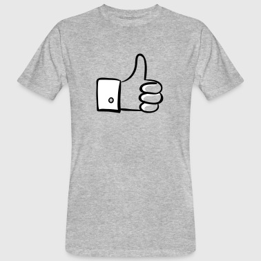 Thumbs up! - Men's Organic T-shirt