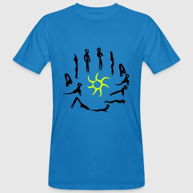 Yoga - Men's Organic T-Shirt