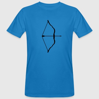 bow and arrow - Men's Organic T-shirt