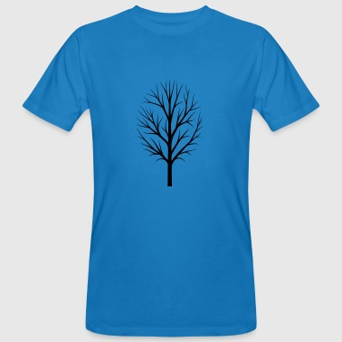 Abstract tree Abstract - Mannen Bio-T-shirt