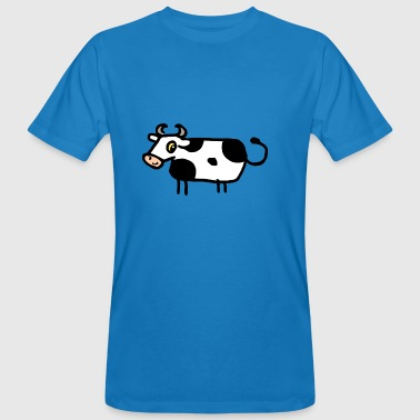 Muh - Cow - Men's Organic T-Shirt