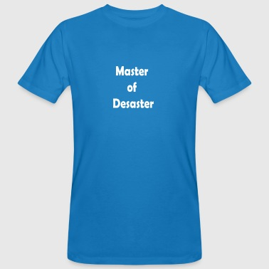 Master of Disaster White - Organic mænd