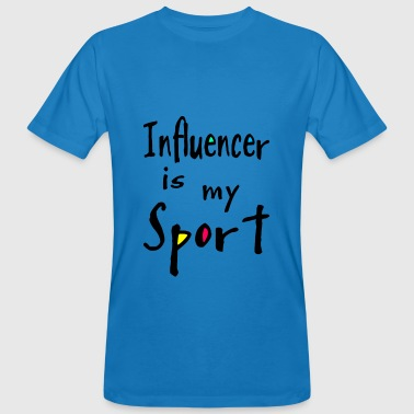 Influencer - T-shirt bio Homme