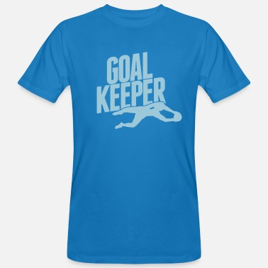 Goalkeeper goalkeeper - Men's Organic T-Shirt