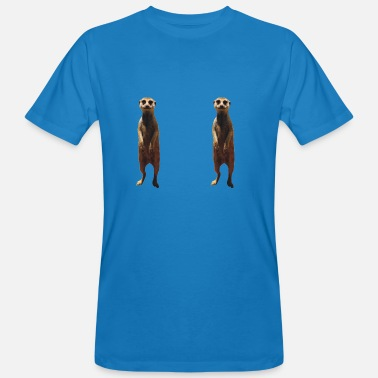 Mongoose Simples The Mongoose - Men's Organic T-Shirt