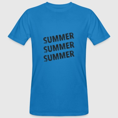 Summer Summer Summer - Men's Organic T-Shirt