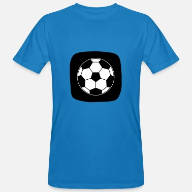 Ball Sport Icon Football Ball Sport Ball Sports - Men's Organic T-Shirt