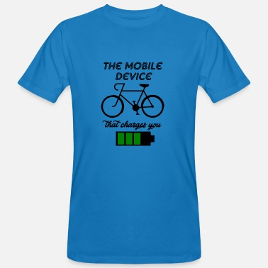Device the mobile device - Men's Organic T-Shirt