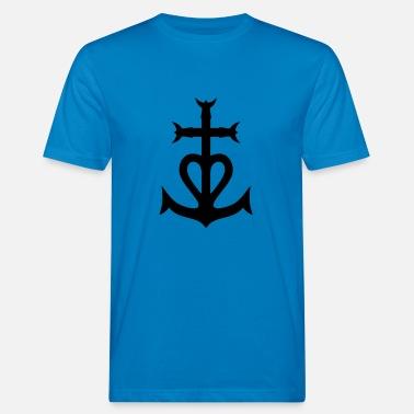 fb31963c5d95 Croix camarguaise T-shirt premium Homme