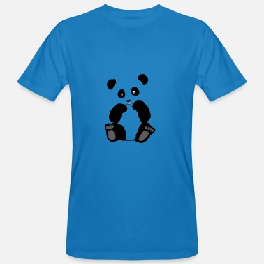 Kawaii panda - Men's Organic T-Shirt