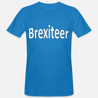 Brexiting Brexiteer Brexit - Men's Organic T-Shirt