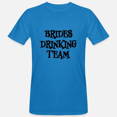 Drinking Brides drinking team - Men's Organic T-Shirt