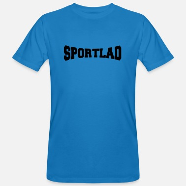 Jock sportlad - Men's Organic T-Shirt