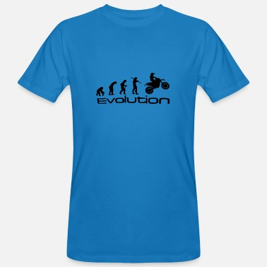 Motorcycle Evolution Sport - Men's Organic T-Shirt