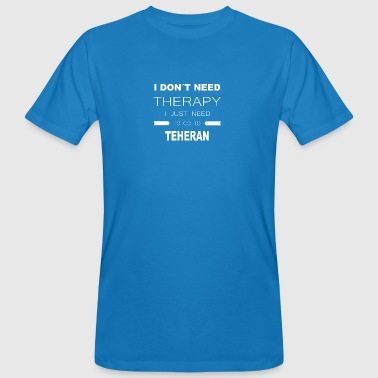 i dont need therapy i just need to go to - Men's Organic T-shirt