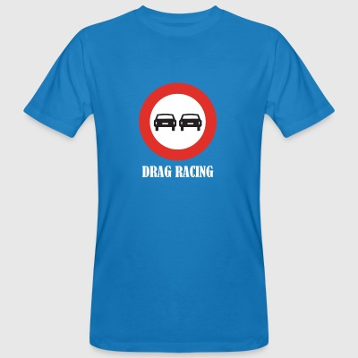 Drag Racing - Ekologisk T-shirt herr