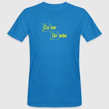 Color Grade - Männer Bio-T-Shirt