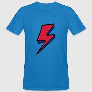 lightning bolt 1 - Men's Organic T-shirt