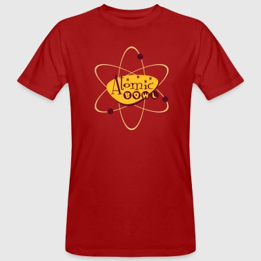 Atomic Bowl - Männer Bio-T-Shirt