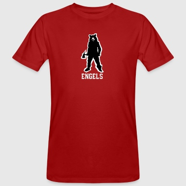 Angels ANGEL - Mannen Bio-T-shirt
